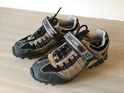 Gaerne All Terrain Women's Cycling Shoes Size 37 Brown/Black