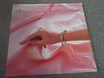 Barry White - Heart And Soul 1985 2Lp Gatefold R&b Soul
