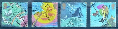 2001 Weather Unmounted Mint Stamp Set Mnh
