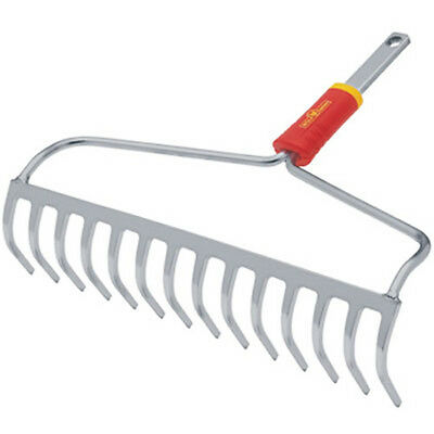 New Wolf Garten Multi-Change Bow Soil Rake - 35cm DOM35