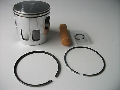 New Yamaha TY175 66.00mm Dykes Top Ring Complete Piston Kit + Rings TY175