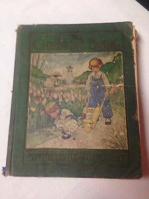 THE CHILDREN'S BOOK HC Illustrated 1915