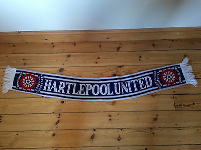 Hartlepool United FC Supporters Scarf (OFFICIAL)