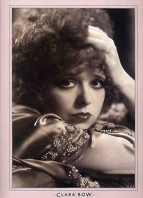 Clara Bow Poster . Film Movie Actress. The It Girl . Mantrap .not Dvd