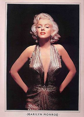Marilyn Monroe Poster . Film Movie Actress. Some Like It Hot .not Dvd