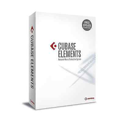 Steinberg Cubase 9 Elements Music Production Software