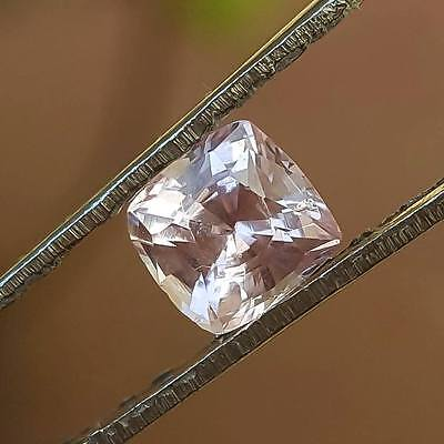 CERTIFIED 0.78 Cts Natural Unheated CEYLON PINK SAPPHIRE Loose Gemstone PS007