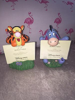 Disney Tigger And Eeyore Photo Frames - Pick Up Only From Leeds LS12