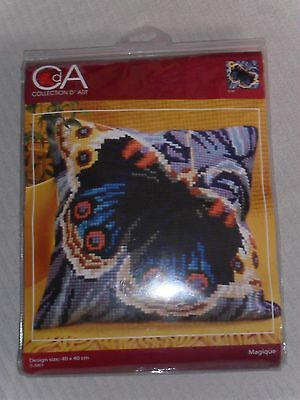 BN Collection D'Art Butterfly Tapestry Kit.