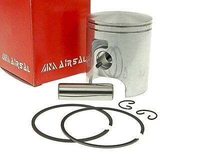 Piston Set Airsal M Racing 70Ccm For Minarelli Most». Yamaha Tzr 50 + Tzr 50