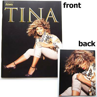 Tina Turner 50Th Anniversary 2008 Tour Book New Sale Official Mint