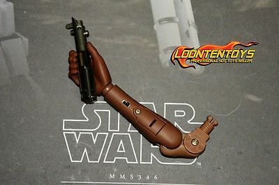 Hot Toys 1/6 MMS346 – Star Wars: The Force Awakens - Finn arm