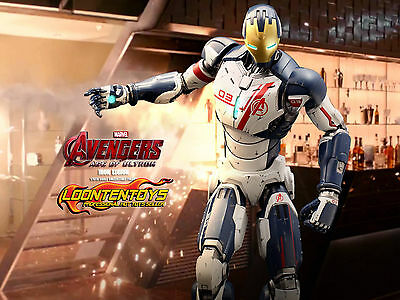 Hot Toys 1/6 MMS299 – Avengers: Age of Ultron: Iron Legion IN STOCK