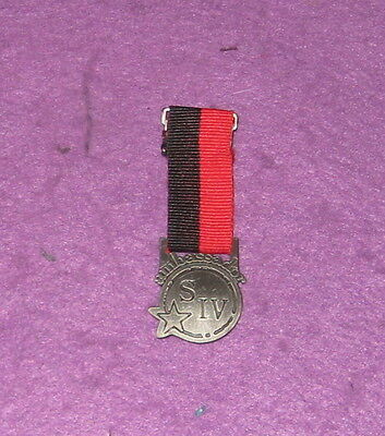 Makers Mark Whisky Ambassador Medal Pin Kentucky