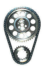 JP PERFORMANCE Double Roller GM LS-Series Timing Chain Set P/N 5615T