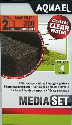 Aquael Filter Foam Sponge For Asap 300 (Carbo Max) 5905546197946