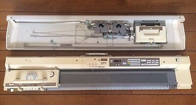 BROTHER KH940+KR850+KRC830+PLANNEX Complete Knitting Machine_Machine Tricoter_St