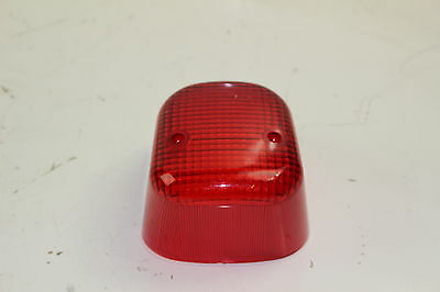 LENS, TAIL LIGHT RED RENEGADE 200cc UNITED MOTORS UM..P/N: 86202-L110B-000