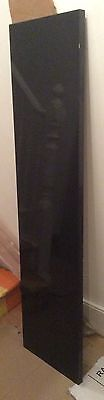 New Absolute Black Granite Hearth 152cm x 38cm for Gas/Electric fireplace