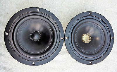 Pair Kef B160 (Sp1203) Bass/midrange Drivers
