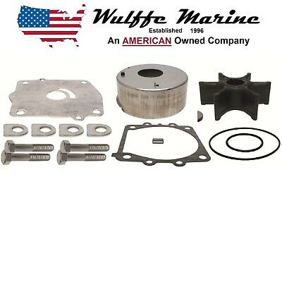 Water Pump Impeller Kit for Yamaha 115 130 hp Outboard 6N6-W0078-00-00 18-3312