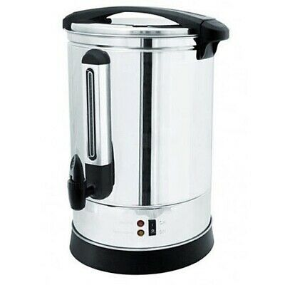 20 Litre Stainless Steel Catering Hot Water Boiler 20L Commercial Coffee Tea Urn
