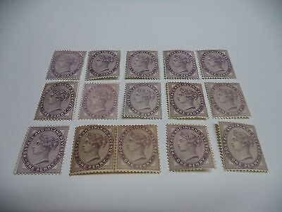 Victorian  Stamps Sg174 Mint ++ / + In Fair Condition