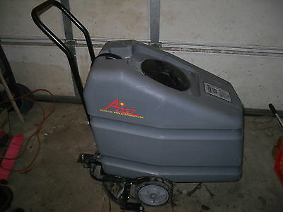 Aztec Guzzler 620 Solution Retrieval Machine Used floor cleaner manual 2nd one