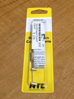 Thermal Fuse / Cut-Off - 169 C, 336 F, 15A - NTE8167
