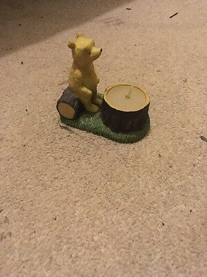 Winnie The Pooh Candle Holder