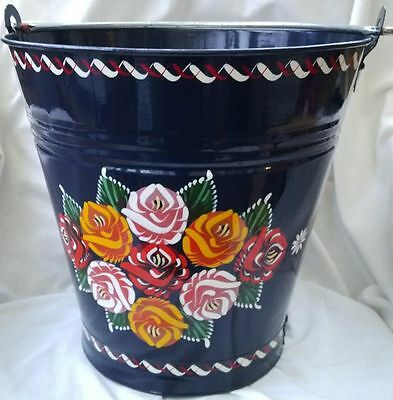 Canalware Canal Art bargeware FULL SIZE BUCKET