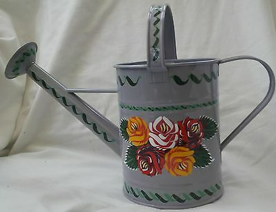 Canalware Canal Art bargeware SMALL WATERING CAN