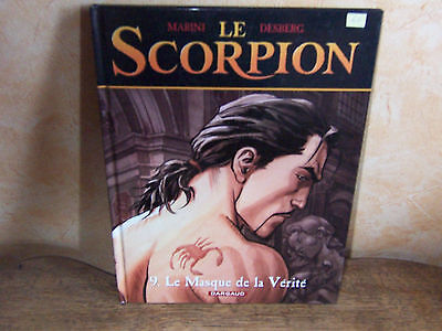Le Scorpion 9 Le Masque De La Verite Eo