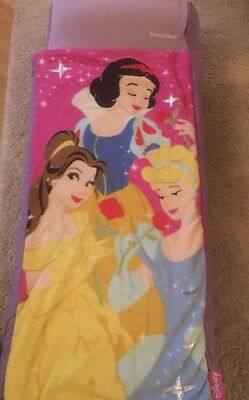 "Little Girls ""Disney Princess"" Ready Bed"
