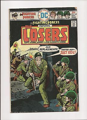 Our Fighting Forces #162 - Dec 1975 - DC