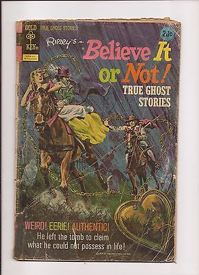 Ripley's Believe it or Not #35 - Sep 1972 - Gold Key