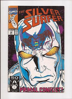 Silver Surfer #49 - May 1991 - Marvel