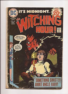 Witching Hour #45 - Aug 1974 - DC