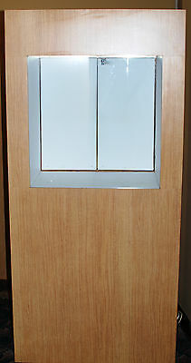 """Glass Store Showcase Front Window Jewelry Display Cases 3pc 68 x 32 x 18.5"""""""