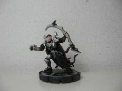 Mage Knight - Necropolis Judge - Sinister unique seltene Figur - Dunkelelf Dark