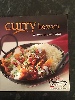 Slimming World Curry Heaven Book
