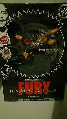 WWE Unmatched Fury Rob Van Dam RVD