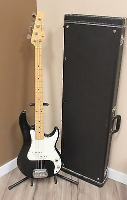 RARE G&L Legacy 4-Strings Made in USA (by Leo Fender-designed) Bass Guitar