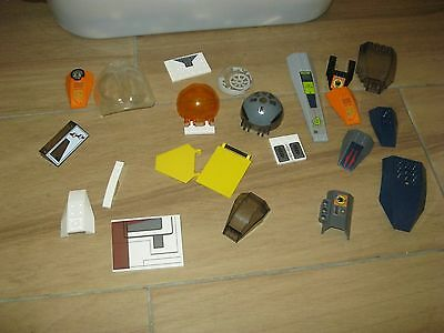 1.7 Kilo (1700g) Loose Lego parts mostly Star Wars, Indiana Jones, Action Figs
