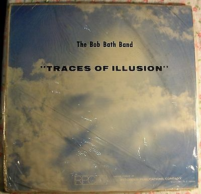THE BOB BATH BAND Traces OF Illusion RPC Records SEALED LP 33 VINTAGE ORIGINAL
