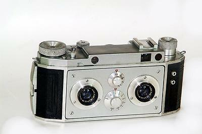 VERASCOPE   F40 Probably the Very Best 35mm Stereo Cameras ever made