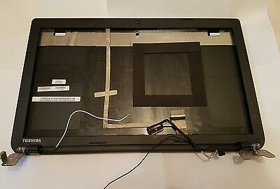 Toshiba Satellite C50D-A-145 Rear Lid + Hinges H000046900
