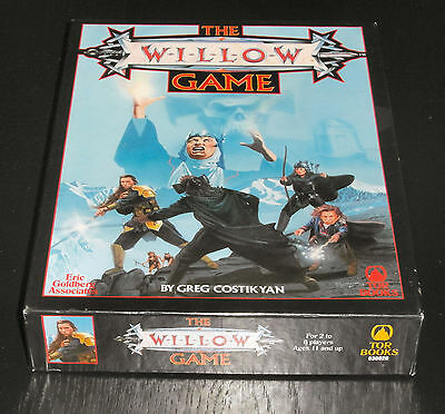 The Willow Game - Tor Books - 1988