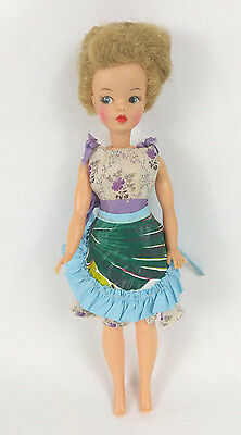 Vintage Ideal Tammy Doll with Outfit and apron BS-12-1
