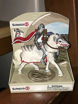 Schleich World Of History Griffin Knight On Horse Figure 72033